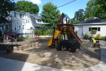 play yard